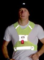 High vis training vest from Nathan Running
